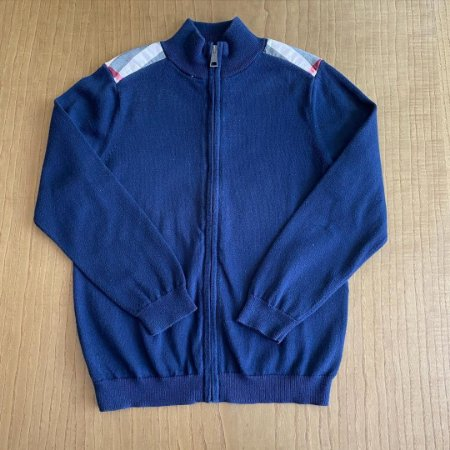 Suéter burberry - 7 anos