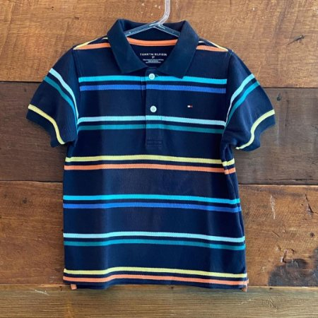 Polo Tommy Hilfiger - 3 anos