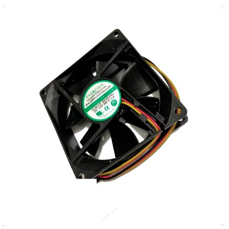 Ventoinha Cooler Evercool Ec8025m12sa