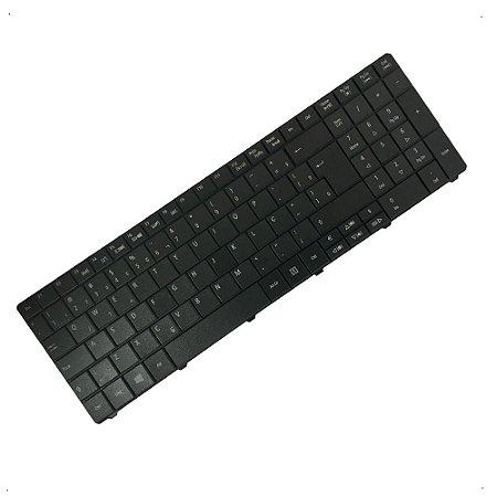 Teclado para Notebook Acer E1-531 E1-571 Pk130pi1a27 Mp-09g36pa-6981
