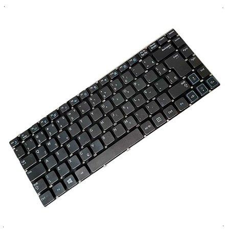 Teclado para Notebook Samsung Rv411 Rv415 Rv420 Rv419 Rc410