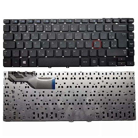 Teclado  Notebook Samsung 275e4e Np270e4e - Kd2br