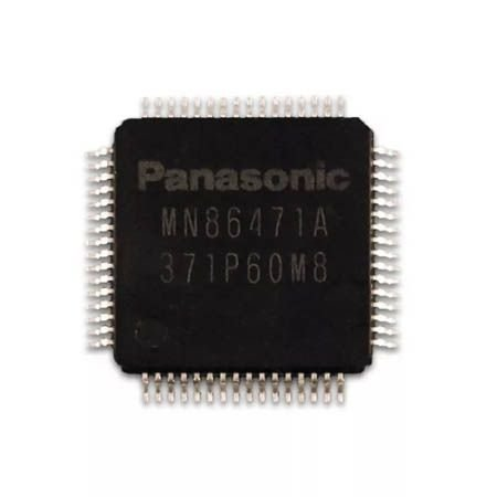Mn86471a Mn 86471a Panasonic Original  Hdmi Ps4