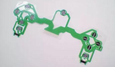 Pelicula Para Controle Ps4 Circuito Manta -jds 001- Jds 011