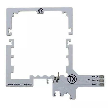 Post Fix Adaptador Processador Corona V3 V4 V5 V6