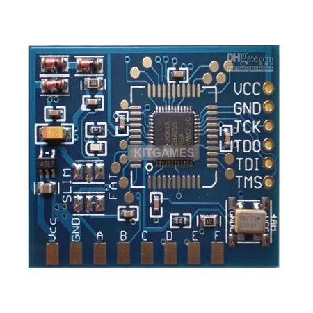 Chip Matrix Ic Com Cristal Pequeno
