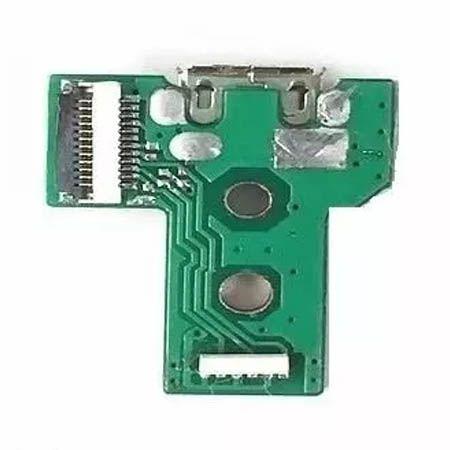 Placa Usb Jds030 12 Vias Carregar Controle De Ps4 Sony