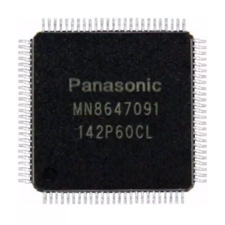 Mn8647091 Ci Panasonic qfp hdmi