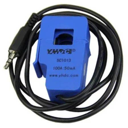 Sensor De Corrente Ac 100a Sct-013-000 Não Invasivo