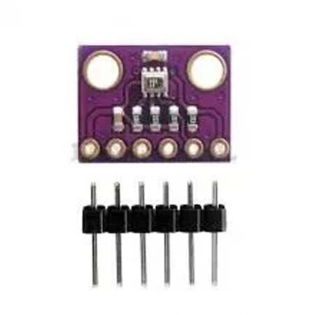 Módulo Sensor Bmp280 Digital Pressão Barométrica Arduino Pic