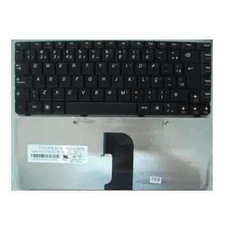 Teclado Lenovo G460 G460e 25-009799 V-100920fk1-br Abnt2 C