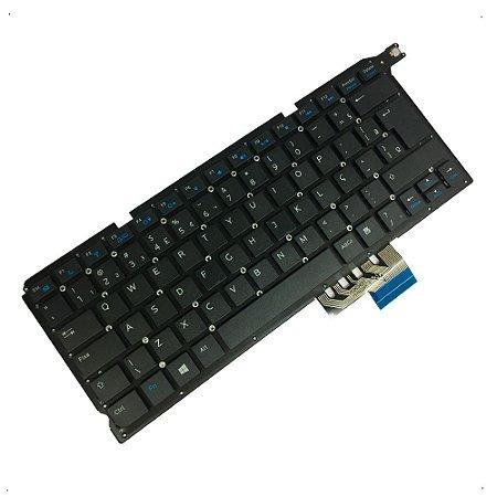 Teclado para Notebook Dell Vostro P41g 5460 5470r 5480 14-5439
