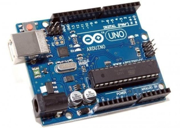 Microcontrolador Arduino Uno R3 Rev3 Atmega328