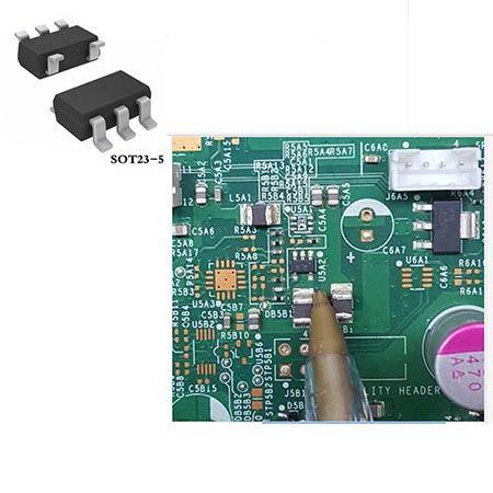 Regulador 1,2v Para Xbox 360 Slim - U5a2