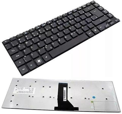 Teclado Acer Aspire E5-471 Es1-511 Es1-421 Es1-411 E1-432 Br