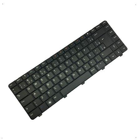 Teclado para Notebook Dell 14r 14v N4010 N4020 N4030 N5030