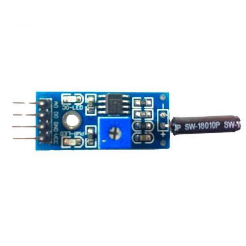 Sensor Detector De Vibração Sw-18010p