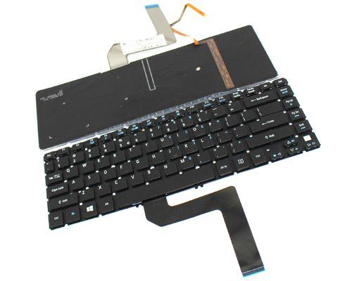 Teclado Acer M5-481t 9z.n8dbq.g1b Aez09601110 Nsk-r2gbq 1b