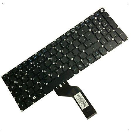Teclado para Notebook Acer Aspire E15 E 15 Es1-572 Es1-572-37pz NSK-RE1SQ