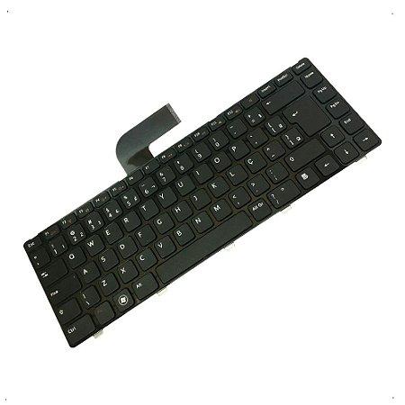 Teclado para Notebook Dell Inspiron 3520 5420 5425 7420 P20g P22g N4040 N4050 N5040