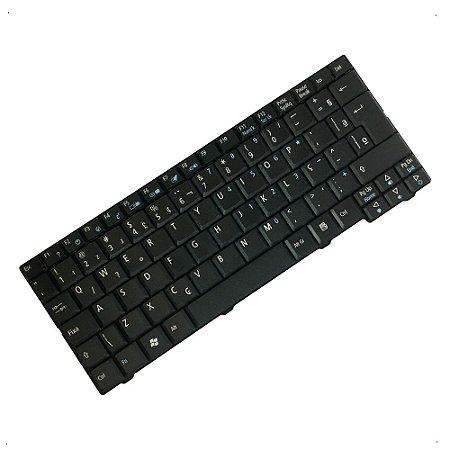 Teclado para Netbook Acer Aspire One D250-1879 D250-1610 EM250 Séries