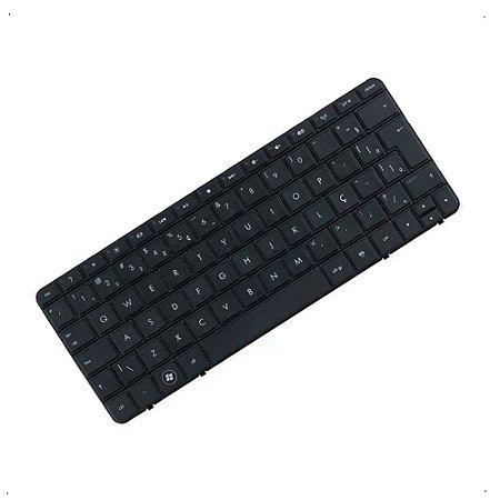 Teclado para Notebook Hp Mini 110-3000 HPMH-606618-201
