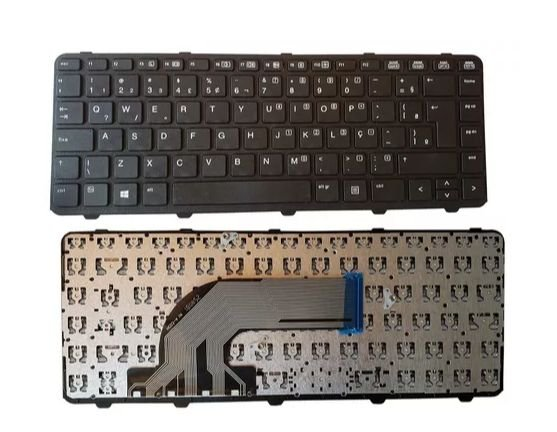 TECLADO NOTEBOOK HP PROBOOK G1 440 445 G2 - 734835-20