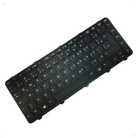 Teclado para Notebook Hp Probook G1 440 445 G2 - 734835-20