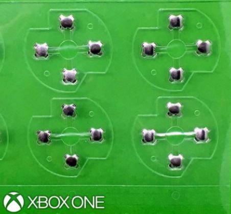 D-pad Placa Película Condutora Direcional Xbox One
