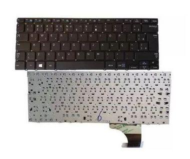 Teclado Ultrabook Samsung Np905s3g Np915s3g Np910s3g Preto