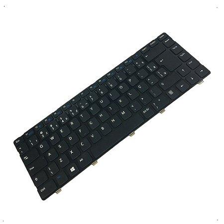 Teclado para Notebook Dell Inspiron I14 2620 2630 2640 3421 V137225ar1
