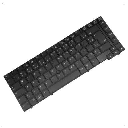Teclado para Notebook Hp Elitebook com Trackpoint 8440p 594052 201