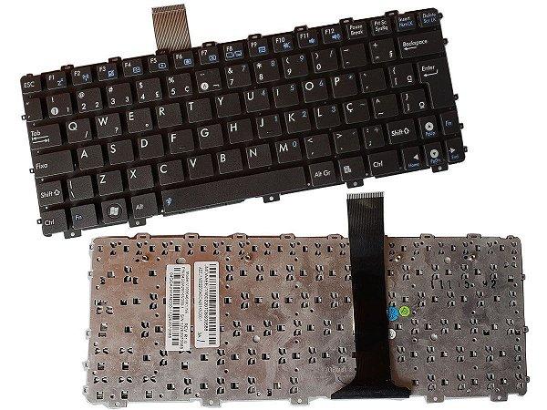 Teclado P/ Netbook Asus Eee Pc Seashell Series 1015bx Com Çç