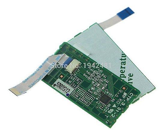 Touch Pad Controle Ps4 Modelo Jds/jdm-030+flat 10 Vias
