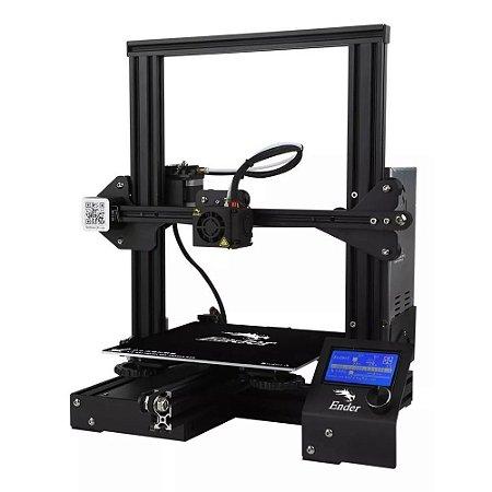 Impressora 3d Ender3 - Creality Imlucky Original Full