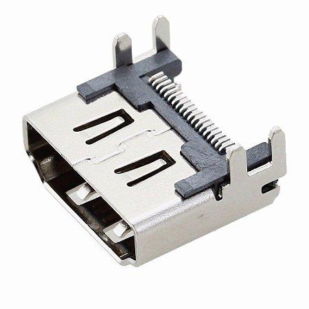 Conector De Entrada Hdmi Ps4 Slim E Pro (novo E Original)