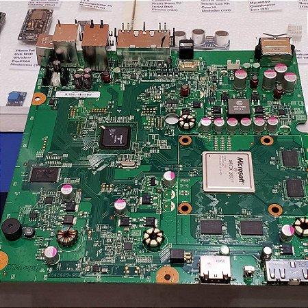 Placa Xbox 360 Slim Corona V1 Original Nova