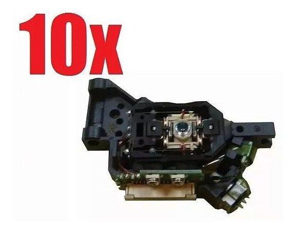 Unidade Óptica Hop 14xx - Xbox 360 Fat - Kit Com 10 Peças