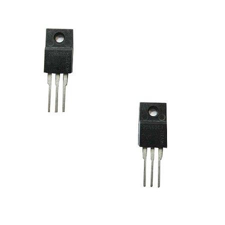 20n60c3 - Spa20n60c3 - 20a 600v To220 - Original