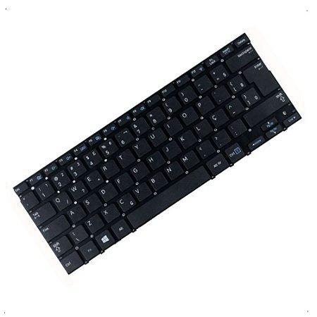 Teclado para Notebook Samsung Np530-530u3c