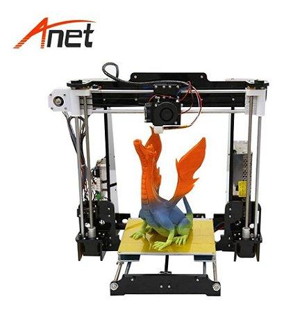 Impressora 3d Anet A8 Original Nova Top Pronta Entrega