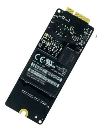 Ssd 256gb Macbook Retina A1425 E A1398 2012 E Inicio De 2013