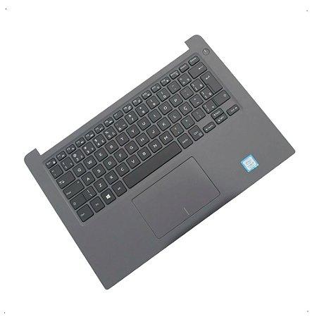Teclado + Carcaça para Notebook Dell Inspiron com Backlight 15 7370 14 7460