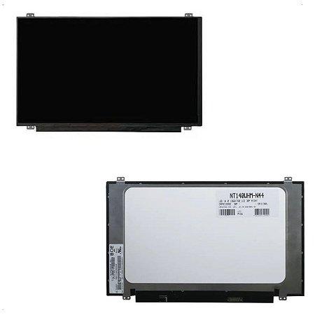 Tela Original para Notebook Lcd Led Slim 30 Pinos B140xtn07.1 E173