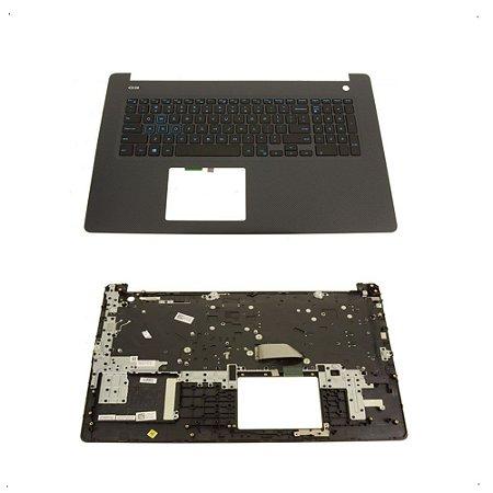 Palmrest Com Teclado Para Dell G Series G3 3779 Original