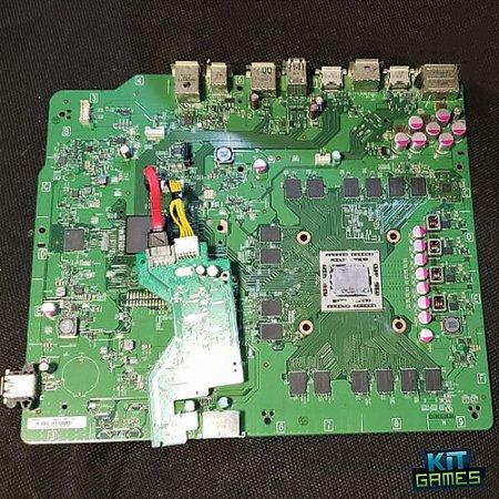 Placa Mãe Xbox One Fat Completa Defeito Desconhecido(para retirada de peças)