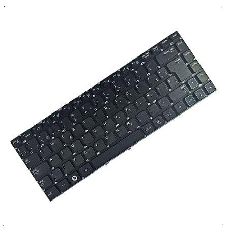 Teclado para Notebook Samsung Espanhol Rv411 Rv415 Rv420 Rv419