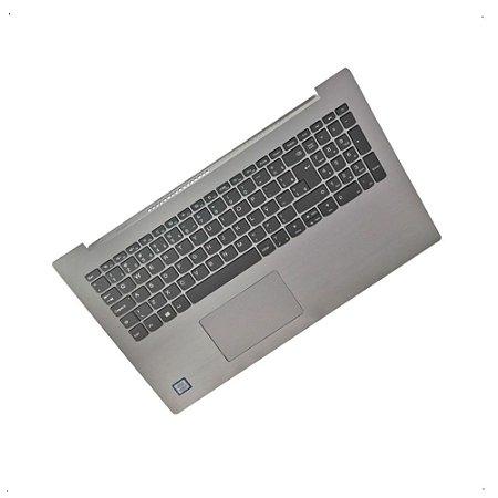 Teclado para Notebook Lenovo Com Touchpad Ideapad 320-15isk 320-15ik