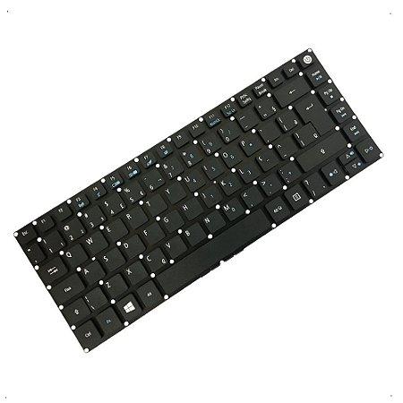Teclado para Notebook Acer Aspire Es1-420 E5-422 E5-432 NKI14170EP