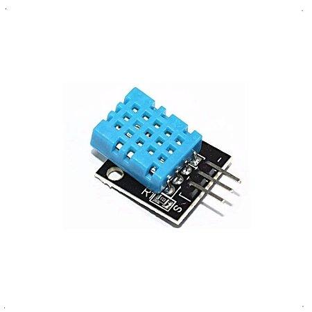 Módulo Sensor De Umidade E Temperatura Dht11 - Ky-015